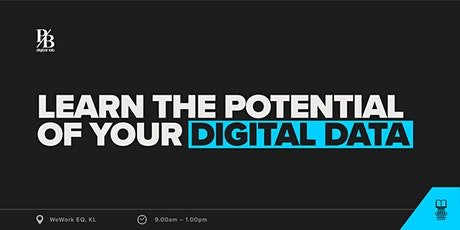 Learn the Potential of Your Digital Data in Marketing tickets