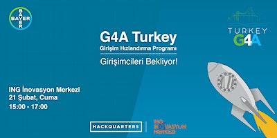 Bayer G4A Turkey: Sağlık ve Tarım  Girişimcile