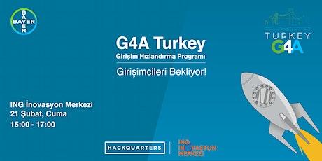 Bayer G4A Turkey: Sağlık ve Tarım  Girişimcileri Buluşması tickets