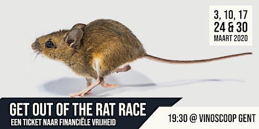 Get Out Of The Rat Race - Een ticket naar financiële vrijheid