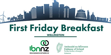 Wellington First Friday Irish Breakfast March tickets