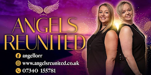 Angels Reunited at Long Melford Royal British Legion Social Club