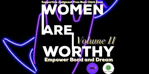 WOMEN ARE WORTHY volume II