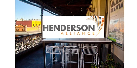 Henderson Alliance Sundowner at the Sail and Anchor Fremantle tickets