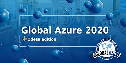 Global Azure 2020 in Odesa