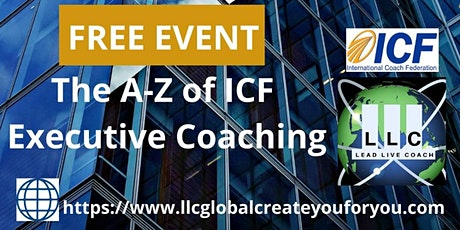 The A-Z of ICF Executive Coaching tickets