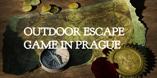 Outdoor Escape Game (you don't need a team)