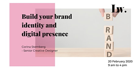 Build your brand identity and digital presence tickets
