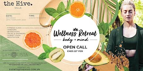 Wellness Retreat: Mind + Body  Health & Fitness Fair  Activities & Speakers tickets