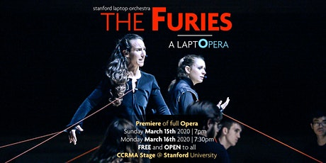 The Furies: A Laptopera (Full Premiere) tickets