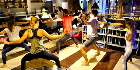 Yoga Sessions at the Camper tickets