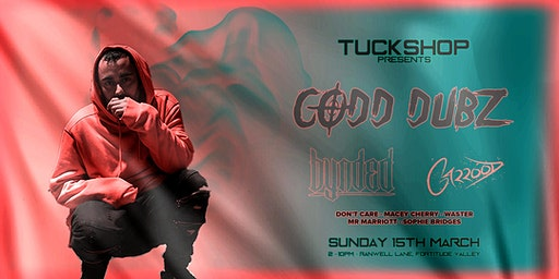 Tuckshop Brisbane ft. Codd Dubz, Bynded, Garrood