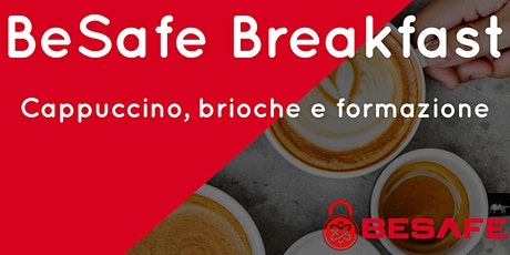 BeSafe Power Breakfast 2020 biglietti