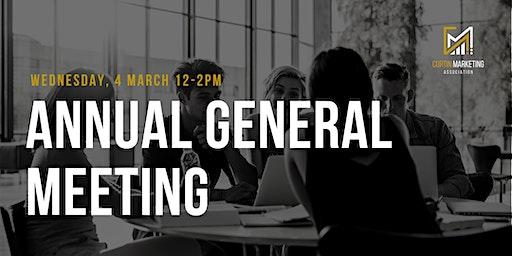 CMA Annual General Meeting
