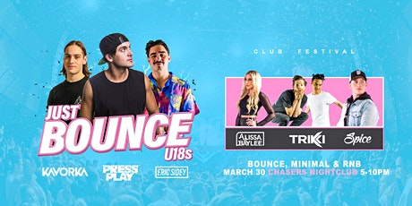 Just Bounce U18's - [Club Festival] 2020  tickets