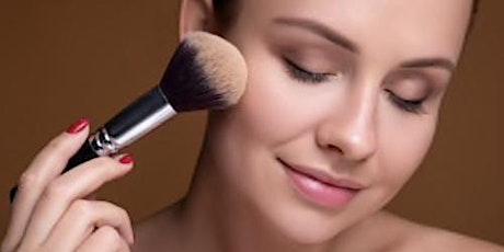 Haal het beste uit jezelf met minerale make-up! tickets