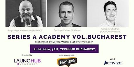 Series A Academy vol. Bucharest tickets