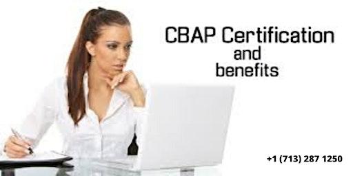 CBAP Certification Classroom Training in Melaka, Malaysia