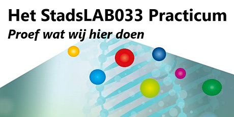 StadsLAB033 Practicum tickets