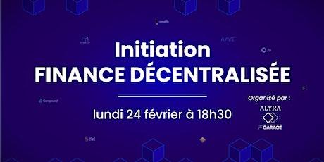 Initiation à la Finance Décentralisée billets