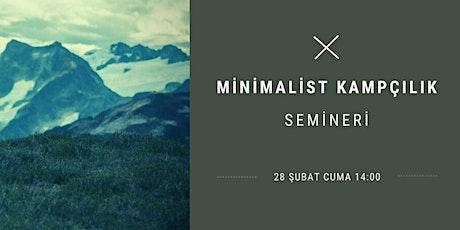 Minimalist Kampçılık - CNR Camp & Caravan 2020 tickets