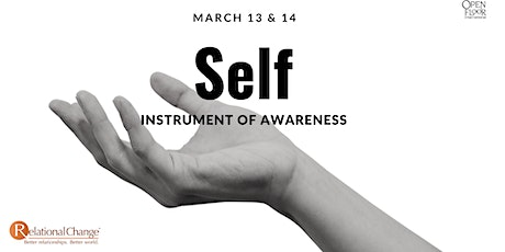 Self: Instrument of Awareness, part of Embodied Presence At Work And Beyond tickets