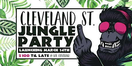 Cleveland St Jungle Party - Ft. Aidan Bega tickets