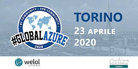 Global Azure Torino 2020 biglietti