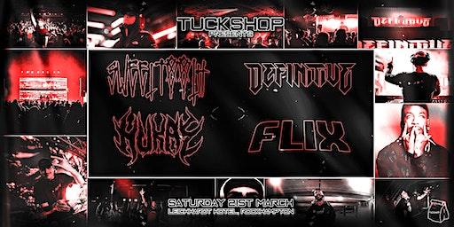Tuckshop Rockhampton ft. SweetTooth, Definitive, Flix & Hukae