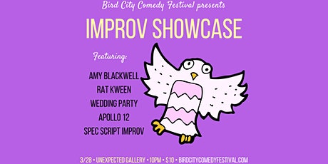 Improv Showcase tickets