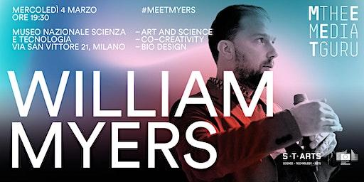 William Myers   Meet the Media Guru