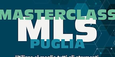 MASTERCLASS MLS BARI - Acquisire in esclusiva e vendere velocemente biglietti