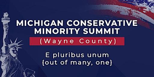 Michigan Conservative Minority Summit Wayne County