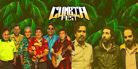 Cumbia Fest w/ Los Wemblers (Peru) & Los Pirañas (Mexico) live! Tickets