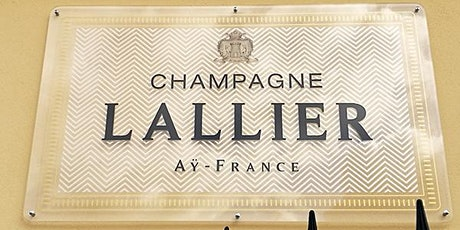 Champagne Lallier - Meet the Maker Tasting tickets
