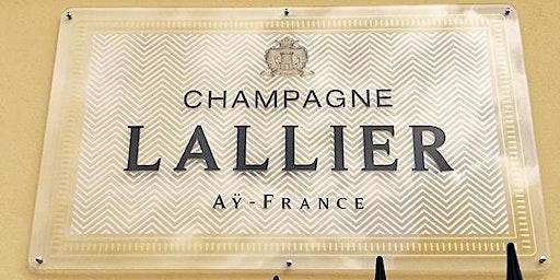 Champagne Lallier - Meet the Maker Tasting