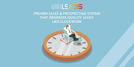 Prospecting 2.0 - Get Sales Appointments With Decision Makers Effortlessly tickets
