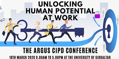 The Argus CIPD Conference - Unlocking Human Potential @ Work tickets