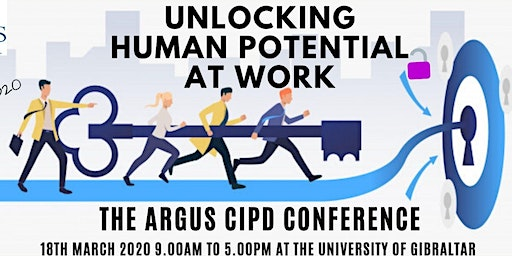 The Argus CIPD Conference - Unlocking Human Potential @ Work