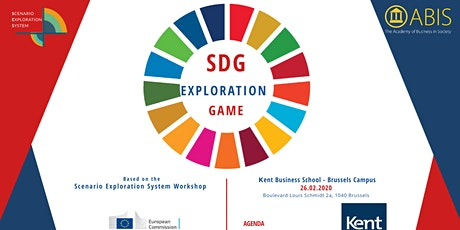 SDG Exploration Game Workshop tickets
