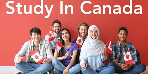 Study in canada -info and application session