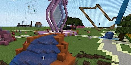 Minecraft: Freizeitpark gestalten Tickets