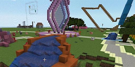 Minecraft: Freizeitpark gestalten