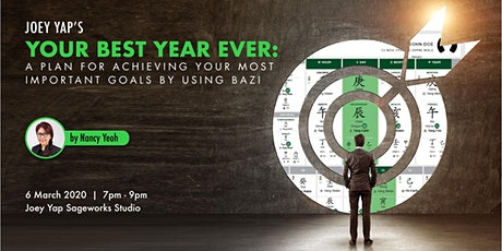 Your Best Year Ever: A Plan for Achieving Your Most Important Goals by Using Bazi tickets