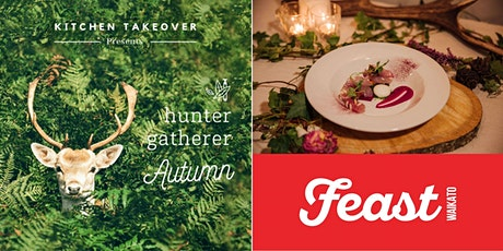 Kitchen Takeover, Hunter Gatherer Edition tickets