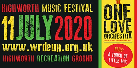 WrdeUp Music Festival 2020 tickets