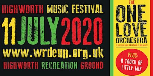 WrdeUp Music Festival 2020