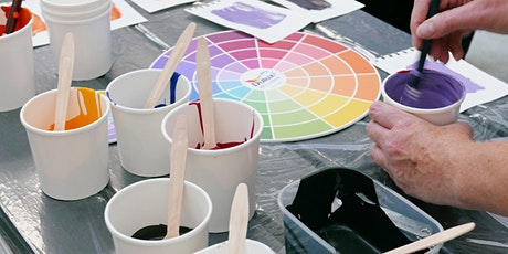 Bow Skills Lab: Colour theory tickets
