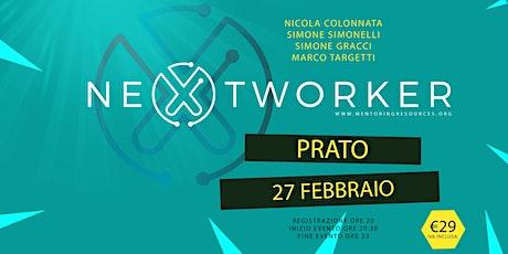 NeXtworker - Prato biglietti