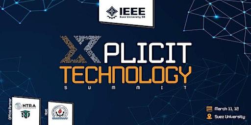 Xplicit Technology Summit '20